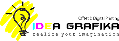 IDEA GRAFIKA - PERCETAKAN SIDOARJO | CETAK KALENDER | CETAK BROSUR | CETAK MAJALAH | CETAK BUKU | CETAK PACKAGING | CETAK PAPERBAG | CETAK MAP | CETAK NOTA | CETAK KOP SURAT | CETAK KARTU NAMA | COMPANY PROFILE | CETAK UNDANGAN | CETAK STICKER | FLYER