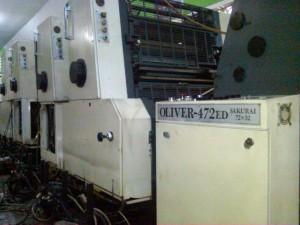 Oliver 472ED
